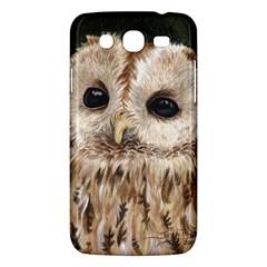 Tawny Owl Samsung Galaxy Mega 5 8 I9152 Hardshell Case
