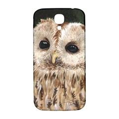 Tawny Owl Samsung Galaxy S4 I9500/I9505  Hardshell Back Case