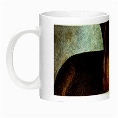 Midnight Jewel  Glow in the Dark Mug