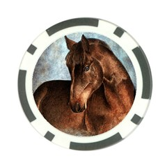 Midnight Jewel  Poker Chip