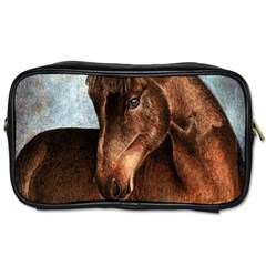 Midnight Jewel  Travel Toiletry Bag (Two Sides)