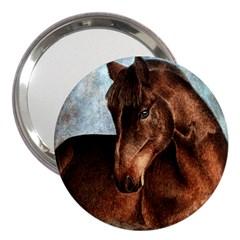 Midnight Jewel  3  Handbag Mirror