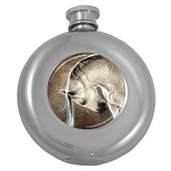 Humble Hip Flask (Round)
