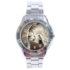 Humble Stainless Steel Watch
