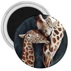 A Mother s Love 3  Button Magnet