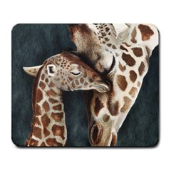 A Mother s Love Large Mouse Pad (rectangle)