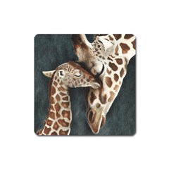 A Mother s Love Magnet (Square)