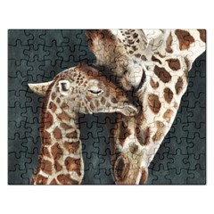 A Mother s Love Jigsaw Puzzle (Rectangle)