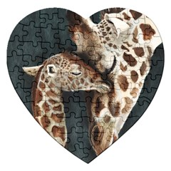 A Mother s Love Jigsaw Puzzle (Heart)