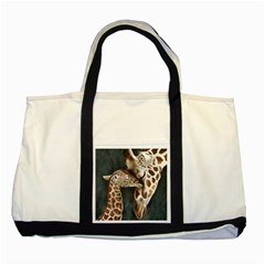 A Mother s Love Two Toned Tote Bag