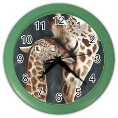 A Mother s Love Wall Clock (Color)