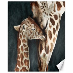 A Mother s Love Canvas 11  x 14  (Unframed)