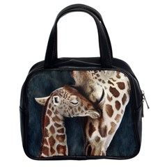 A Mother s Love Classic Handbag (two Sides)