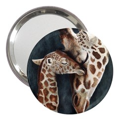 A Mother s Love 3  Handbag Mirror