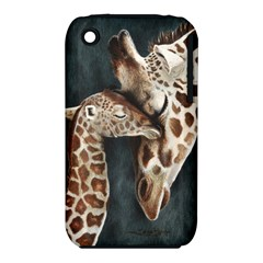 A Mother s Love Apple Iphone 3g/3gs Hardshell Case (pc+silicone)