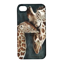 A Mother s Love Apple Iphone 4/4s Hardshell Case With Stand