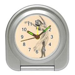 Graceful Dancer Desk Alarm Clock
