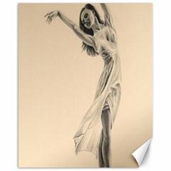 Graceful Dancer Canvas 16  x 20  (Unframed)