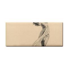 Graceful Dancer Hand Towel