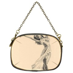 Graceful Dancer Chain Purse (two Sided)