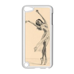 Graceful Dancer Apple Ipod Touch 5 Case (white)