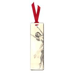 Graceful Dancer Small Bookmark