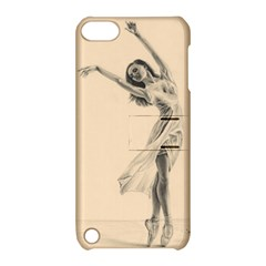 Graceful Dancer Apple iPod Touch 5 Hardshell Case with Stand