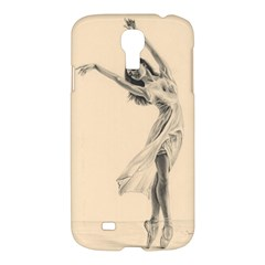 Graceful Dancer Samsung Galaxy S4 I9500/I9505 Hardshell Case