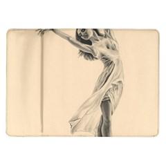 Graceful Dancer Samsung Galaxy Tab 10.1  P7500 Flip Case