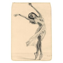Graceful Dancer Removable Flap Cover (Small)