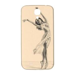 Graceful Dancer Samsung Galaxy S4 I9500/I9505  Hardshell Back Case