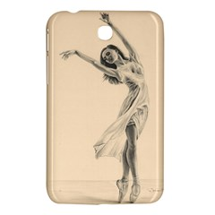 Graceful Dancer Samsung Galaxy Tab 3 (7 ) P3200 Hardshell Case