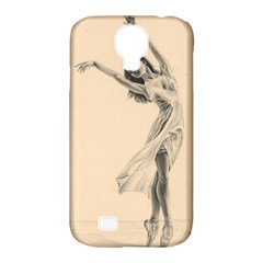 Graceful Dancer Samsung Galaxy S4 Classic Hardshell Case (PC+Silicone)