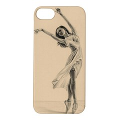 Graceful Dancer Apple Iphone 5s Hardshell Case