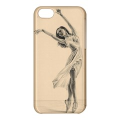 Graceful Dancer Apple iPhone 5C Hardshell Case