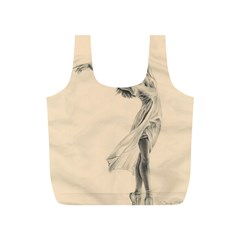 Graceful Dancer Reusable Bag (S)