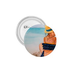 A Day At The Beach 1.75  Button