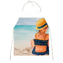 A Day At The Beach Apron