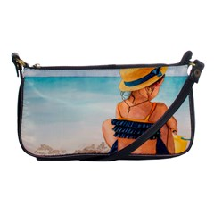 A Day At The Beach Evening Bag