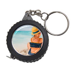A Day At The Beach Measuring Tape