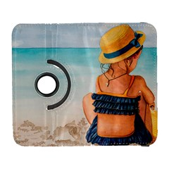 A Day At The Beach Samsung Galaxy S  III Flip 360 Case