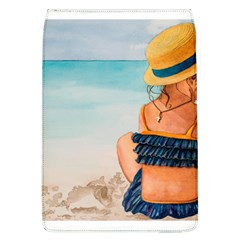 A Day At The Beach Removable Flap Cover (Large)