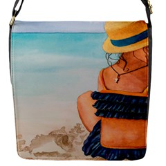 A Day At The Beach Removable Flap Cover (Small)
