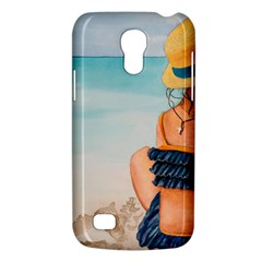 A Day At The Beach Samsung Galaxy S4 Mini (gt I9190) Hardshell Case