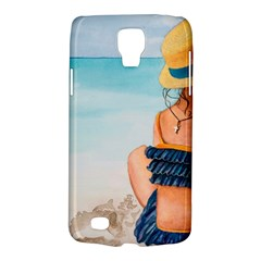 A Day At The Beach Samsung Galaxy S4 Active (i9295) Hardshell Case