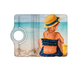 A Day At The Beach Kindle Fire HD 7  (2nd Gen) Flip 360 Case