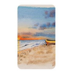 Sunset Beach Watercolor Memory Card Reader (Rectangular)