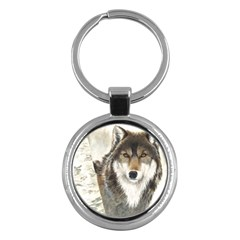 Hunter Key Chain (Round)