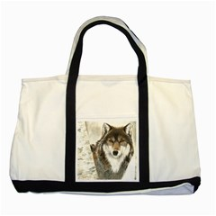 Hunter Two Toned Tote Bag