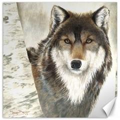 Hunter Canvas 16  X 16  (unframed)
